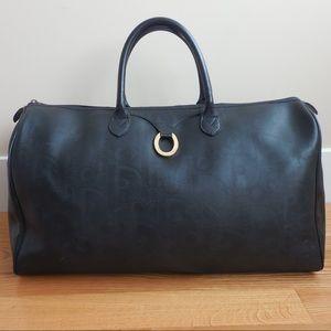 VTG~DIOR~Monogram OBLIQUE Boston XLARGE Duffle Bag